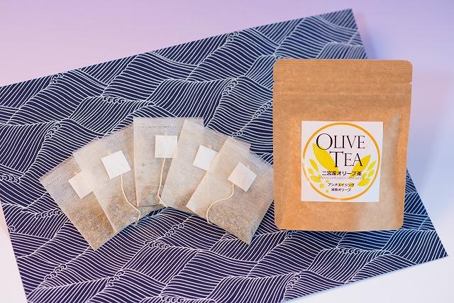 オリーブ茶(乾燥葉)